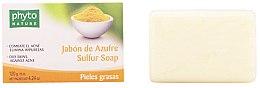 Parfumuri și produse cosmetice Săpun natural cu sulf - Luxana Phyto Nature Sulfur Soap