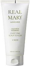 Parfumuri și produse cosmetice Mască de curățare și exfoliere cu suc de rozmarin pentru scalp - Rated Green Real Mary Cold Brew Purifying Scalp Scaler