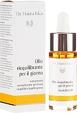 Parfumuri și produse cosmetice Ulei pentru față, cu pipetă - Dr. Hauschka Clarifying Day Oil