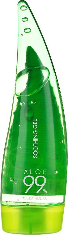Gel hidratant și calmant cu aloe - Holika Holika Aloe 99% Soothing Gel