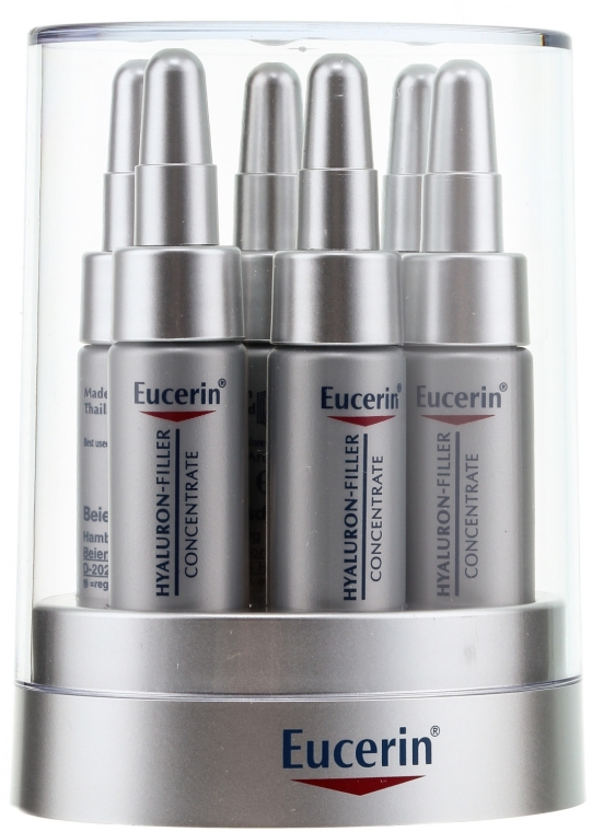 Fiole cu acid hialuronic - Eucerin Hyaluron-Filler Concentrate — Imagine N3