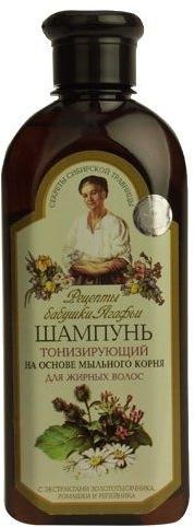 Șampon cu efect de tonifiere - Reţete bunicii Agafia
