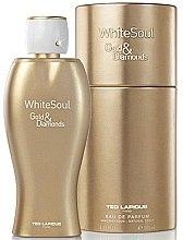 Parfumuri și produse cosmetice Ted Lapidus White Soul Gold & Diamonds - Apă de parfum