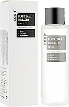 Parfumuri și produse cosmetice Toner facial anti-îmbătrânire - Coxir Black Snail Collagen Toner