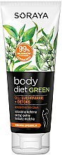Parfumuri și produse cosmetice Concentrat pentru corp - Soraya Body Diet Green