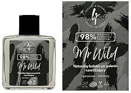 Parfumuri și produse cosmetice Balsam hidratant după bărbierit - 4Organic Natural Moisturizing After Shave Balm