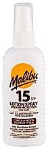 Parfumuri și produse cosmetice Loțiune-spray de corp - Malibu Lotion Spray SPF15