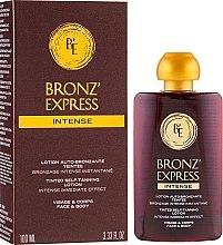 Parfumuri și produse cosmetice Loțiune autobronzantă pentru față și corp - Academie Bronz'Express Intense Lotion