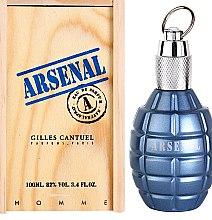 Parfumuri și produse cosmetice Gilles Cantuel Arsenal Blue - Apă de parfum