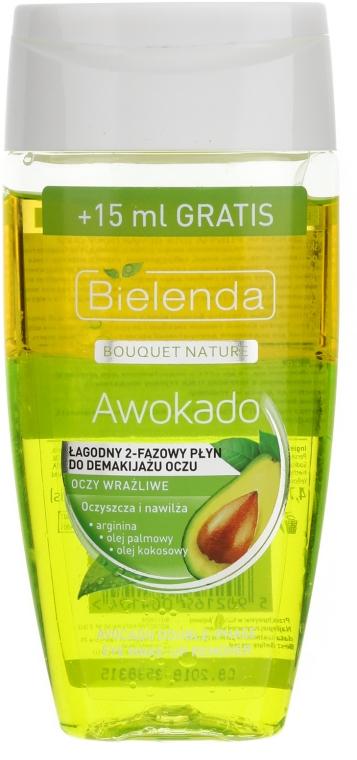 """Loțiune demachiantă """"Avocado"""" - Bielenda Bouquet Nature Awokado"""