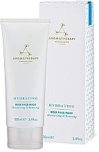 Parfumuri și produse cosmetice Mască hidratantă de față - Aromatherapy Associates Hydrating Rose Face Mask