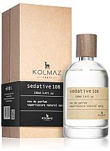 Parfumuri și produse cosmetice Kolmaz Sedative 108 - Apă de parfum