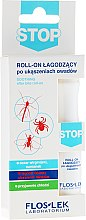 Gel calmant pentru înțepături de insecte - Floslek STOP Roll-on Soothing Bites Insects — Imagine N1