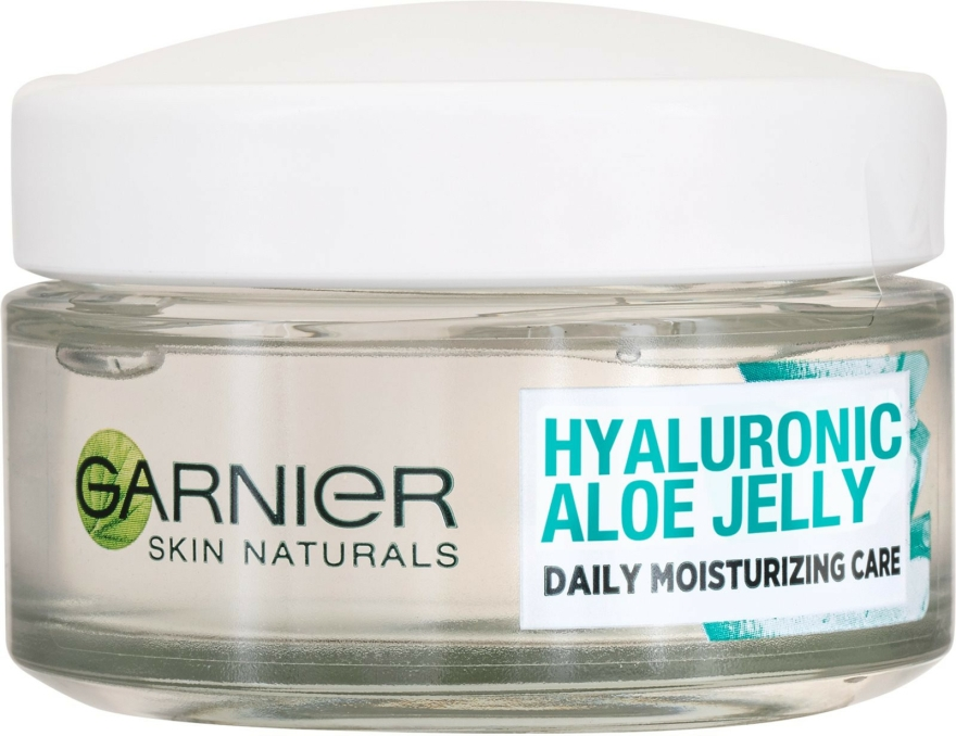 Cremă-gel pentru față - Garnier Skin Naturals Hyaluronic Aloe Jelly Cream