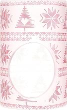 Parfumuri și produse cosmetice Lampă din sticlă pentru aromaterapie - Yankee Candle Red Nordic Frosted Glass Diffusor
