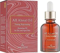 Parfumuri și produse cosmetice Ulei-ser pentru fermitatea pielii mature - The Skin House All About Oil