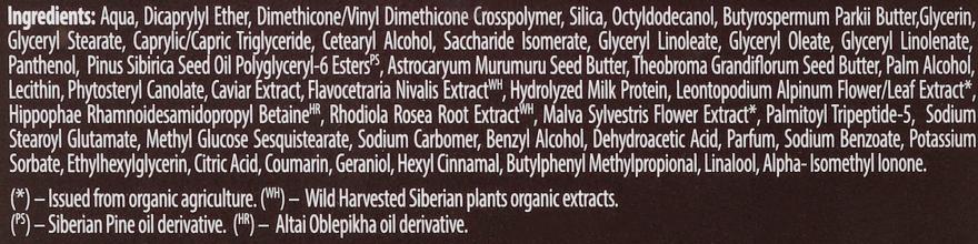 Cremă de zi pentru față - Natura Siberica Fresh Spa Imperial Caviar White Day Cream — Imagine N4
