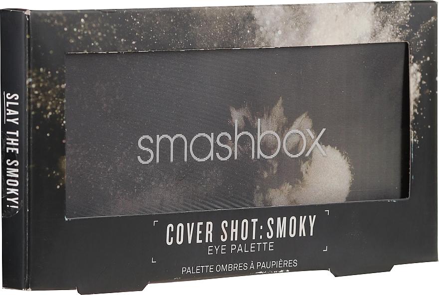 Paletă farduri de ochi - Smashbox Cover Shot Eye Palettes Smoky — Imagine N3