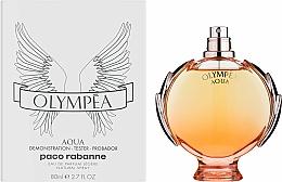 Paco Rabanne Olympea Aqua Legere - Apă de parfum (tester fără capac) — Imagine N2