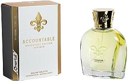 Parfumuri și produse cosmetice Omerta Accountable Adventure Edition - Apă de toaletă