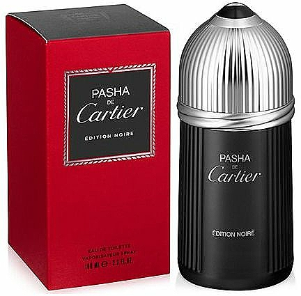 Cartier Pasha de Cartier Edition Noire - Apă de toaletă — Imagine N1