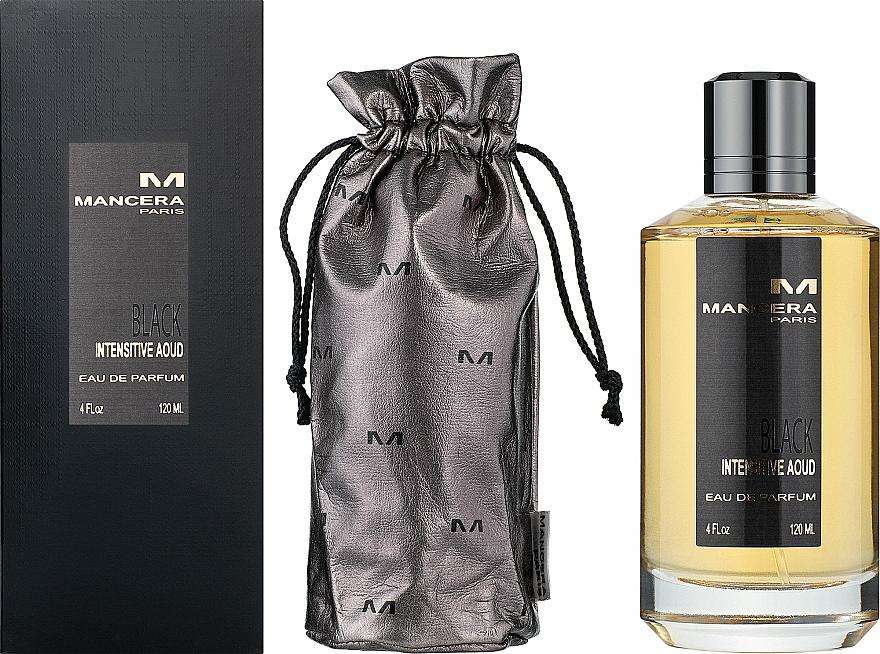 Mancera Voyage en Arabie Black Intensive Aoud - Apă de parfum — Imagine N2
