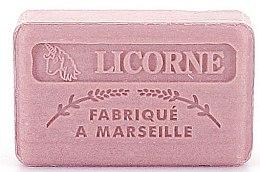 """Parfumuri și produse cosmetice Săpun de Marsilia """"Unicorn"""" - Foufour Savonnette Marseillaise Licorne"""