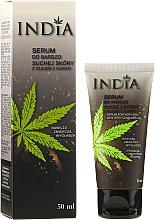 Parfumuri și produse cosmetice Ser pentru piele uscată - India Serum For Very Dry Skin With Cannabis Oil
