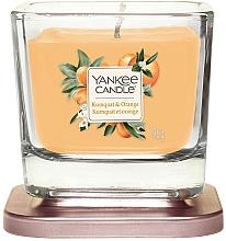 Parfumuri și produse cosmetice Lumânare aromată - Yankee Candle Elevation Kumquat & Orange