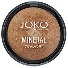 Parfumuri și produse cosmetice Pudră de față - Joko Mineral Powder