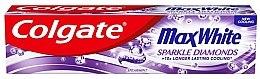 Parfumuri și produse cosmetice Pastă de dinți - Colgate Max White Sparkle Diamonds