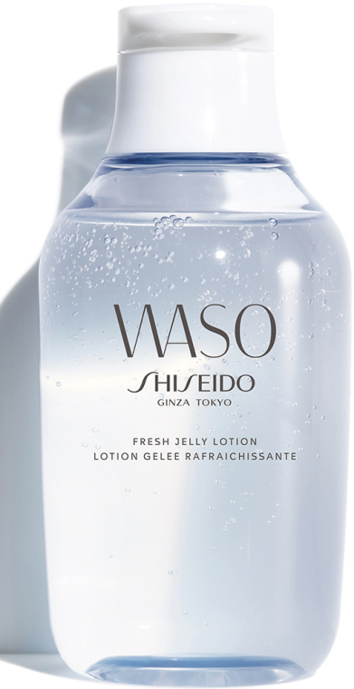 Loțiune revigorantă pentru față - Shiseido Waso Fresh Jelly Lotion — Imagine N1