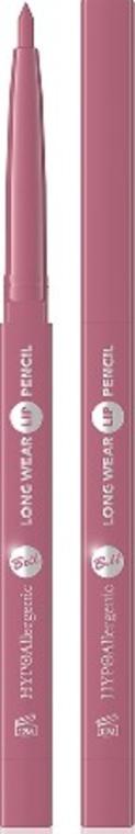 Creion dermatograf contur pentru buze - Bell Hypoallergenic Long Wear Lips Pencil