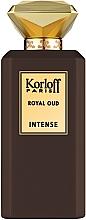 Parfumuri și produse cosmetice Korloff Paris Royal Oud Intense - Parfum