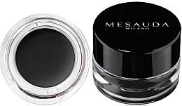 Parfumuri și produse cosmetice Tuș de ochi - Mesauda Milano Gel Liner