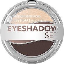 Parfumuri și produse cosmetice Fard de ochi - Bell Hypo Allergenic Eyeshadow Set
