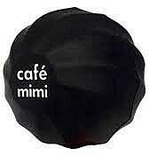 """Balsam de buze """"Negru"""" cu extract de alge brune - Cafe Mimi Lip Balm"""