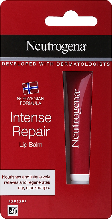 Balsam de buze revitalizant - Neutrogena Intense Repair Lip Balm