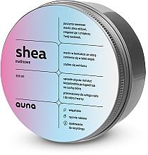 """Parfumuri și produse cosmetice Unt de shea pentru față și corp """"Zmeură"""" - Auna Shea Raspberry Butter"""