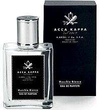 Parfumuri și produse cosmetice Acca Kappa White Moss - Apă de parfum
