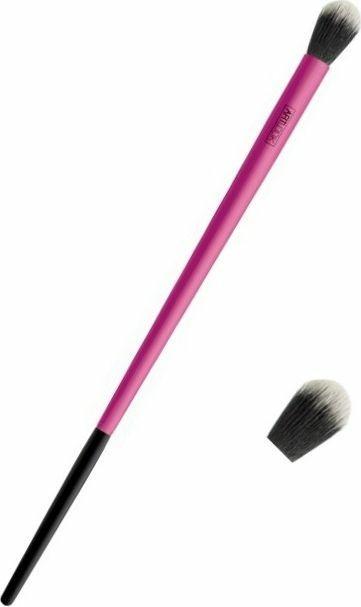 Pensulă pentru fard, roz cu negru - Art Look — Imagine N1
