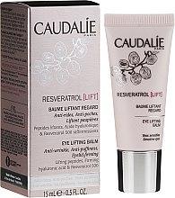 Parfumuri și produse cosmetice Balsam lift pentru conturul ochilor - Caudalie Resveratrol Lift Eye Lifting Balm