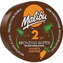 Parfumuri și produse cosmetice Ulei de corp - Malibu Bronzing Body Butter SPF 2