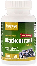 Parfumuri și produse cosmetice Supliment nutritiv - Jarrow Formulas Blackcurrant 200mg