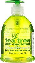 Parfumuri și produse cosmetice Săpun lichid antibacterian - Xpel Marketing Ltd Tea Tree Anti-Bacterial Handwash