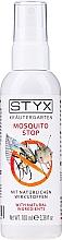 "Spray împotriva insectelor ""Mosquito Stop"" - Styx Naturcosmetic — Imagine N1"