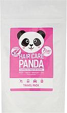 Parfumuri și produse cosmetice Suplimente nutritive pentru păr - Noble Health Travel Hair Care Panda Pack HCP