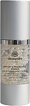 Parfumuri și produse cosmetice Ser nutritiv pentru mâini - Alessandro International Spa LPP Lift & Protection Pearls Nourishing Hand Serum