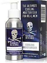 Parfumuri și produse cosmetice Cremă pentru piele - The Bluebeards Revenge Cooling Moisturiser