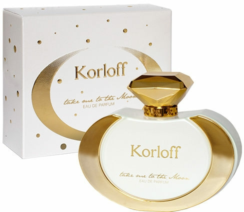 Korloff Paris Take me to the Moon - Apă de parfum (tester fără capac) — Imagine N1
